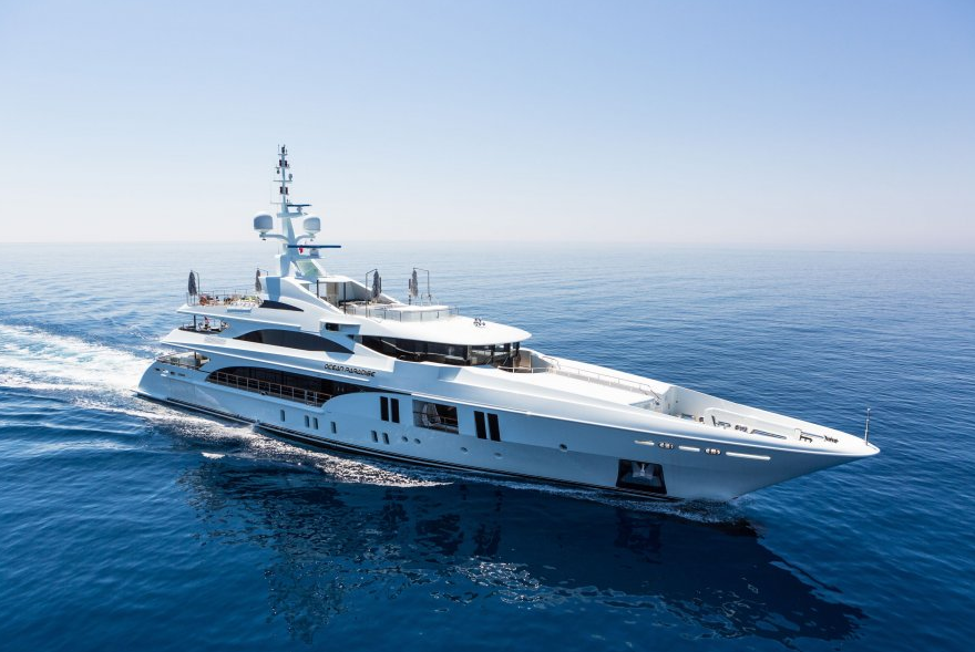 ocean paradise monaco yacht show