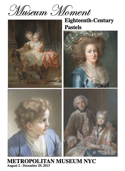 18th century pastels