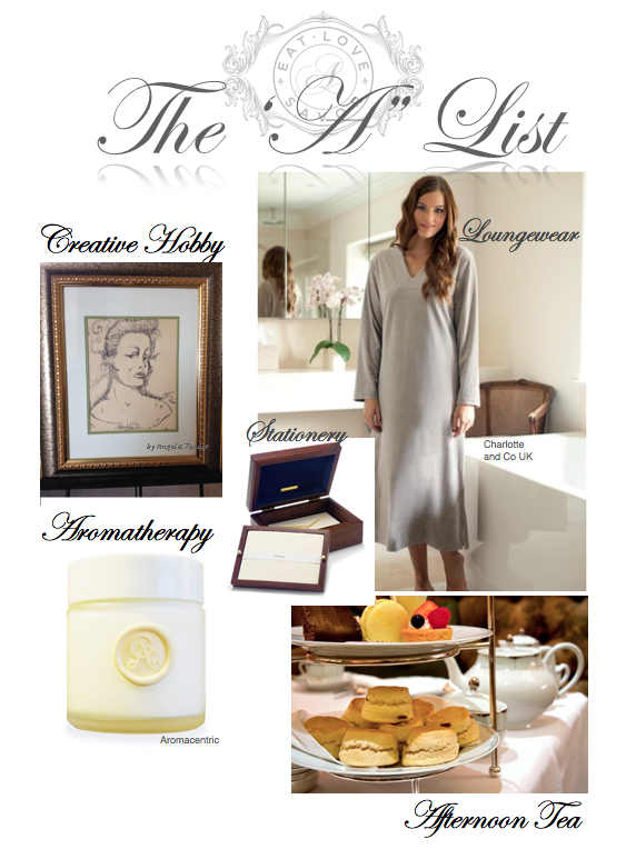 The A List 2013 Fall