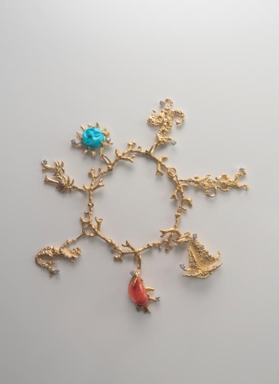 judith murat charm bracelet