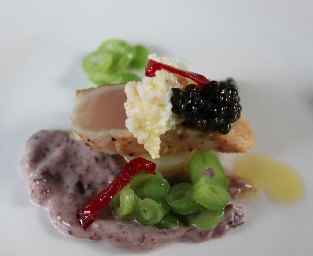 caviar fairmont recipe 2