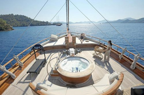 Luxury Wooden Sailing6 Explore Turkey, Greek Island and Croatia on Gulet – Luxury Wooden Sailing Vessel - EAT LOVE SAVOR International luxury lifestyle magazine and bookazines