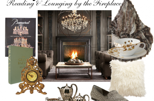 Screen shot 2013 12 24 at 6.51.04 AM Luxury Moment: Reading and Lounging by the Fireplace - EAT LOVE SAVOR International luxury lifestyle magazine and bookazines