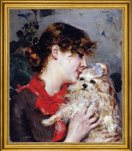 Giovanni Boldini Madame Rejane (also known as Gabrielle Rejane)