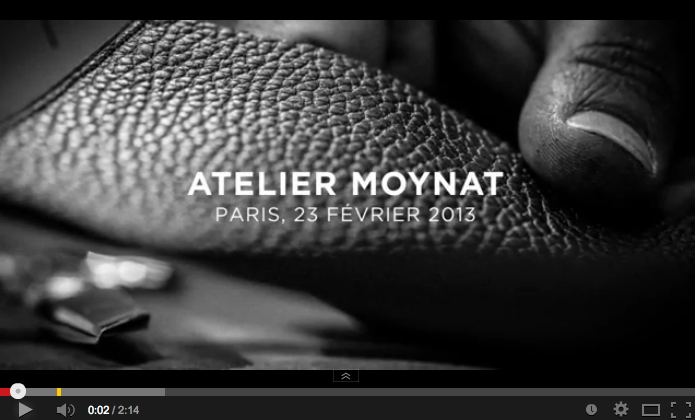 atelier moynat A Visit to Atelier Moynat: Creating the Réjane Bag - EAT LOVE SAVOR International luxury lifestyle magazine and bookazines