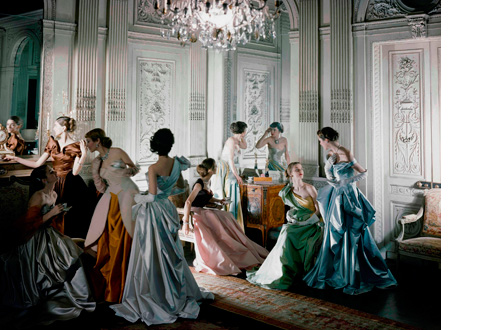 charles james exhibition anna wintour