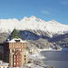 Badrutts palace st moritz switzerland A Legendary Bet Gives Rise to 150 Years of Winter Tourism in the Swiss Alps: Badrutt's Palace - EAT LOVE SAVOR International luxury lifestyle magazine and bookazines