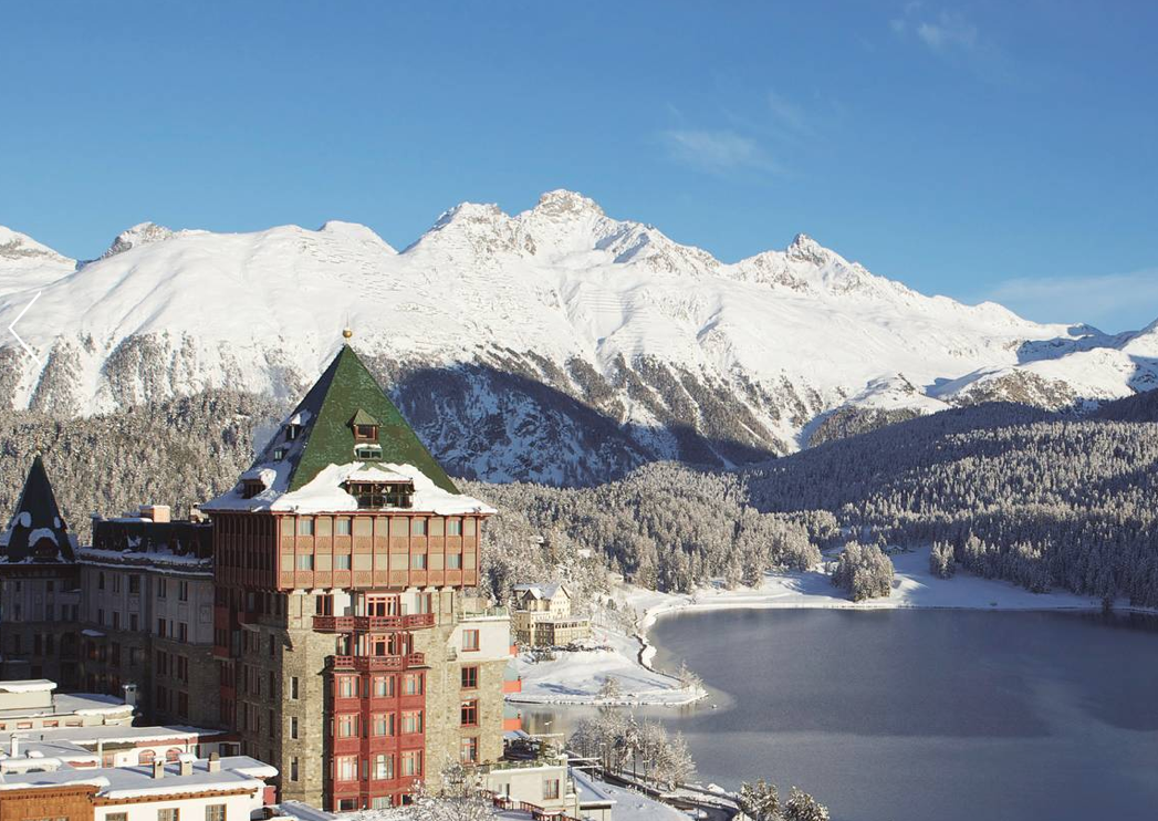 Badrutts palace st moritz switzerland A Legendary Bet Gives Rise to 150 Years of Winter Tourism in the Swiss Alps: Badrutt's Palace EAT LOVE SAVOR International luxury lifestyle magazine and bookazines