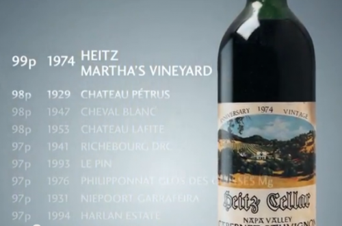 Heitz wine napa california