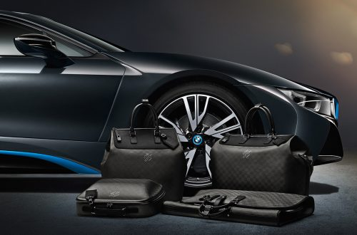 P90144148 Louis Vuitton Creates Tailor-Made Luggage for the BMW i8. - EAT LOVE SAVOR International luxury lifestyle magazine and bookazines