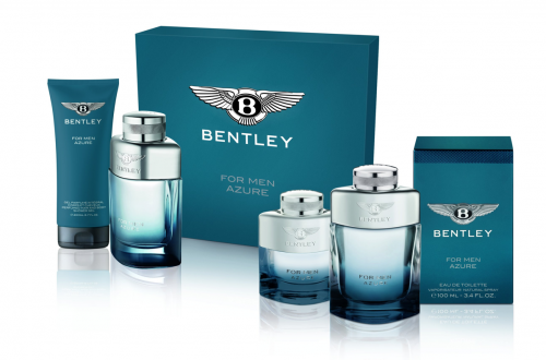 bentley azure for men fragrance