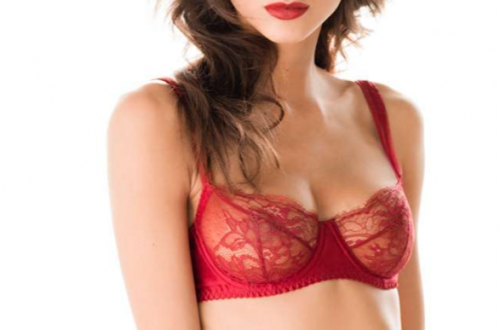 fleur of england Red Luxury Lingerie Collection: Amour from Fleur of England EAT LOVE SAVOR International luxury lifestyle magazine and bookazines