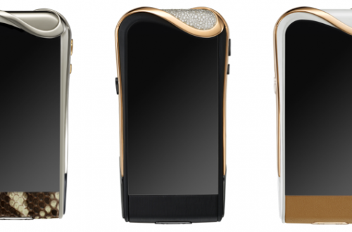 savelli phones 2 Luxury Technology: A Haute Modern Jewel: SAVELLI Geneve Smartphones EAT LOVE SAVOR International luxury lifestyle magazine and bookazines