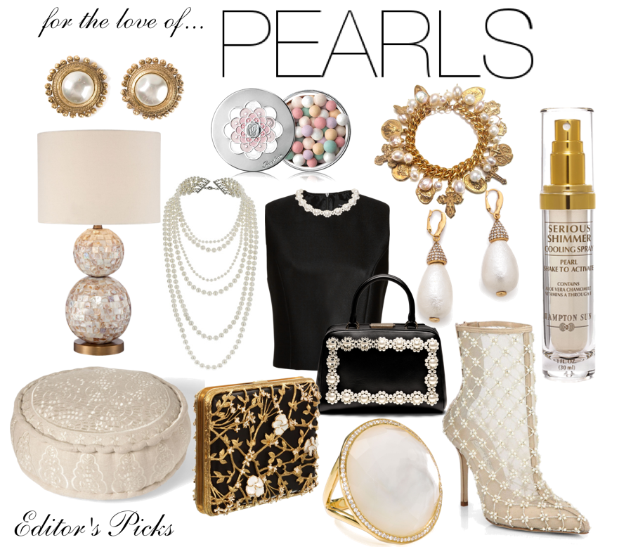 for the love of pearls editors picks luxury lifestyle