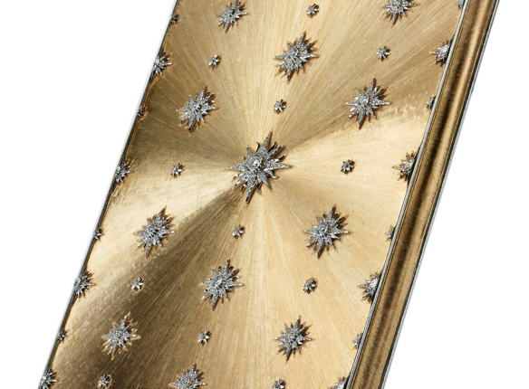 Buccellati diamond iphone cover