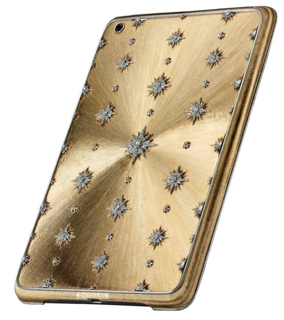 Buccellati diamond iphone cover