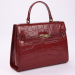 lalage beaumont pavoni bag red2 Lalage Beaumont x Pavoni = a Beautiful Partnership in Luxury Bespoke Handbags - EAT LOVE SAVOR International luxury lifestyle magazine and bookazines