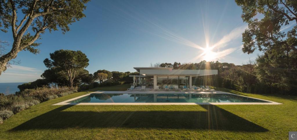 lecollectionist Villa Calliope Saint Tropez Franc