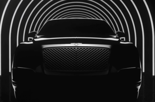 bentley suv teaser The #NewBentley SUV - The Shape of Things to Come from Bentley EAT LOVE SAVOR International luxury lifestyle magazine and bookazines