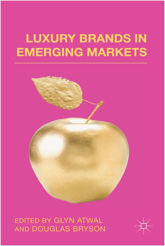 luxury brands in emerging markets Book Cover