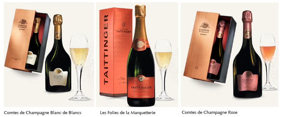 taittinger champagnes folies et comtes