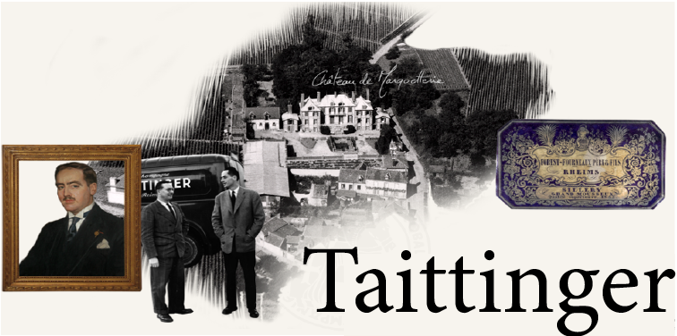 taittinger history