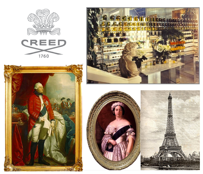 the house of creed collage