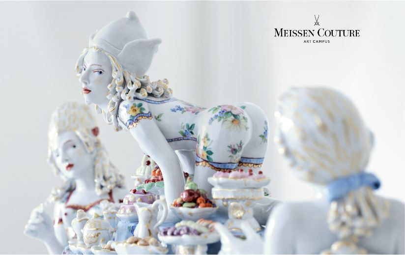 31 MEISSEN COUTURE, Europe's Most Tradition-Rich House of Fine Art and Hand-Crafted Luxury EAT LOVE SAVOR International luxury lifestyle magazine and bookazines