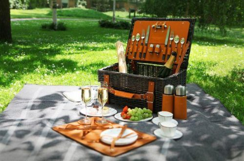 aston martin picnic The Elegance and Beauty of Aston Martin in a Picnic Hamper - EAT LOVE SAVOR International luxury lifestyle magazine and bookazines