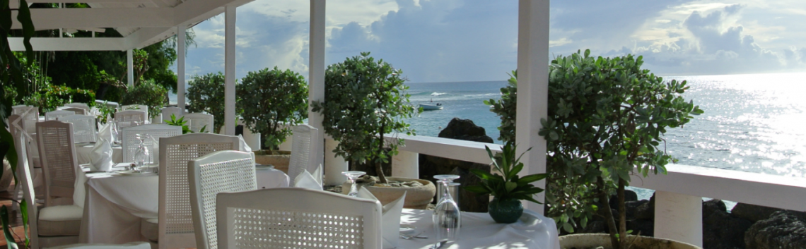 camelot restaurant cobblers cove barbados Luxurious Barbados Served up at Cobblers Cove with Executive Chef Michael Harrison EAT LOVE SAVOR International luxury lifestyle magazine and bookazines