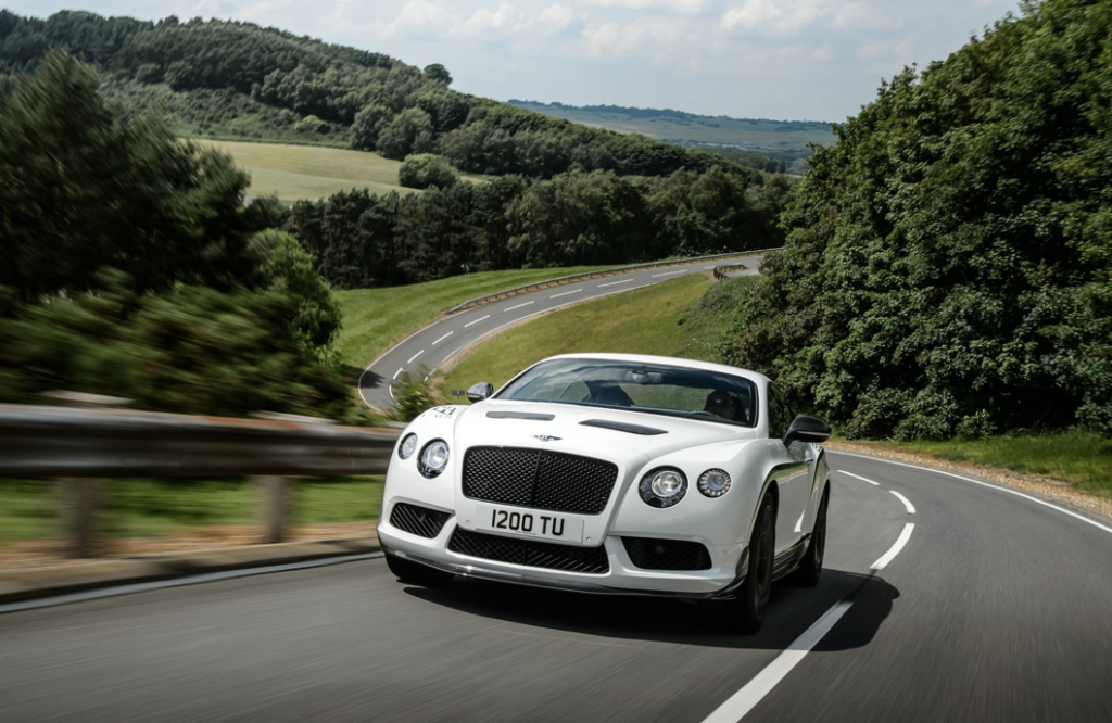 new continental bentley gt-3-r