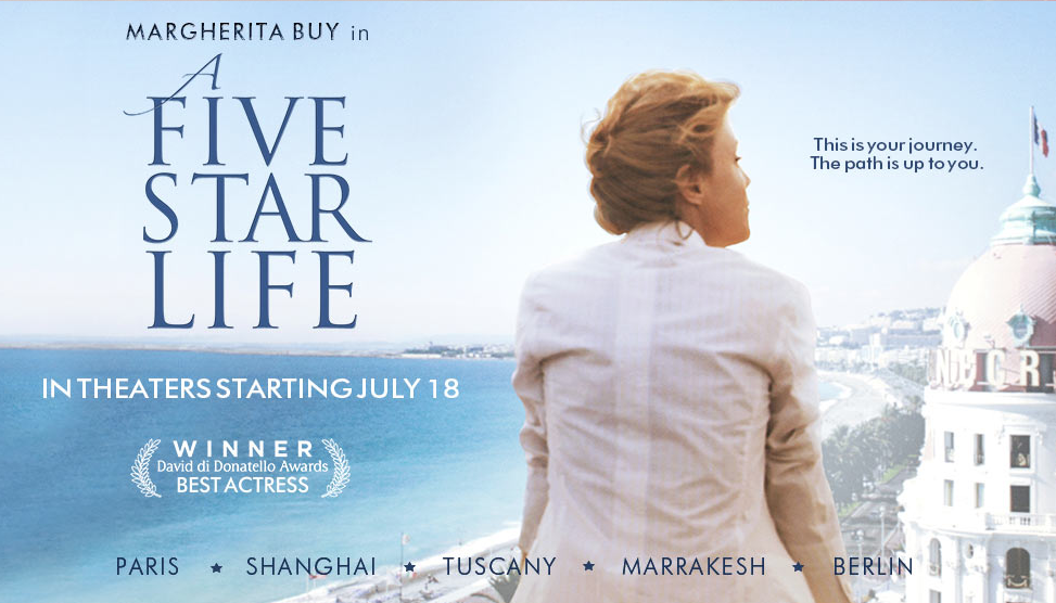 "a five star life image FILM | What We're Watching:  ""A Five Star Life"" Set in Leading Hotels of the World EAT LOVE SAVOR International luxury lifestyle magazine and bookazines"