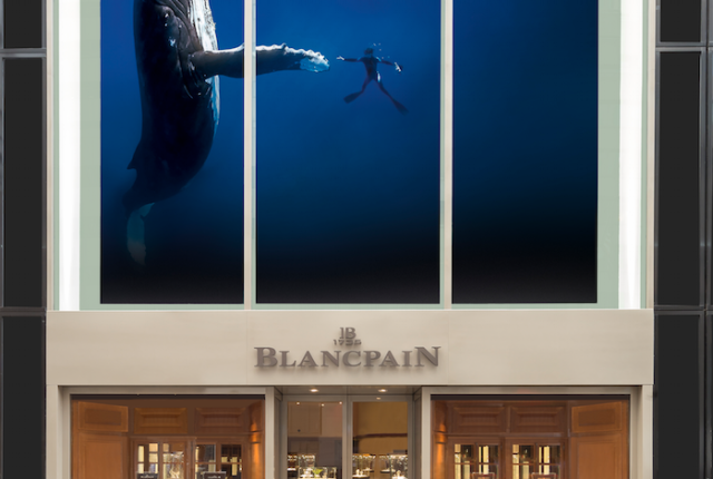 blancpain nyc entrance
