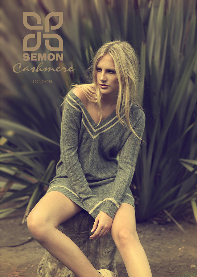 semon 1 Classic Style, Timeless Elegance and Pure Comfort in Mongolian Cashmere from SEMON London - EAT LOVE SAVOR International luxury lifestyle magazine and bookazines