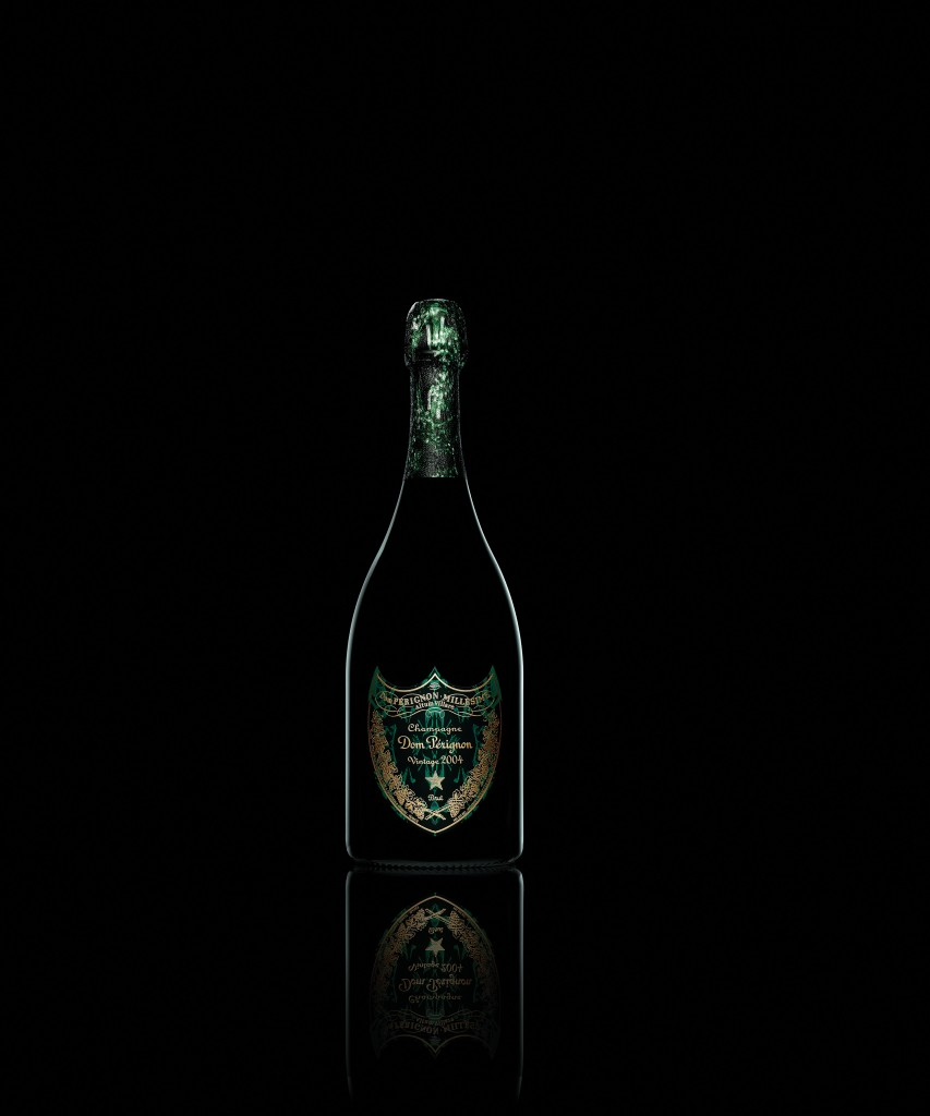 Dom Perignon Metamorphosis Limited Edition Bottle
