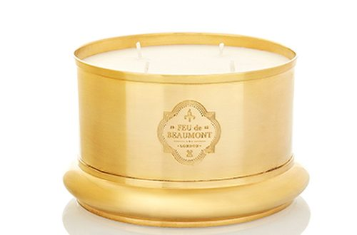 feu de beaumont golden porriger The Golden Light of Feu de Beaumont Candles Burns Eternal - EAT LOVE SAVOR International luxury lifestyle magazine and bookazines