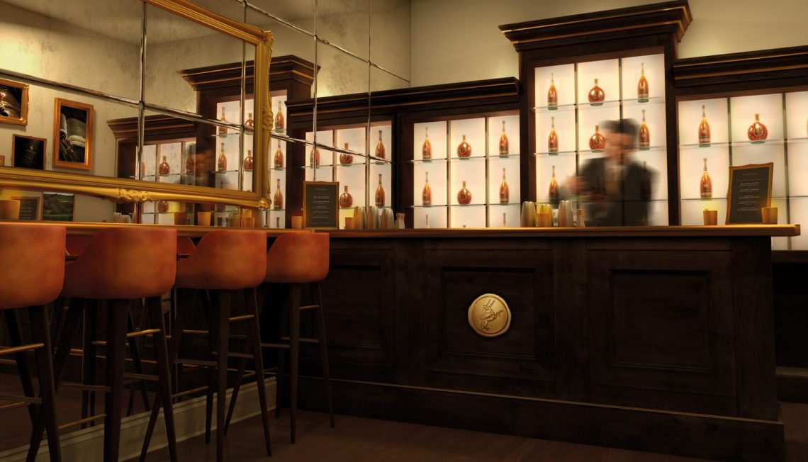 "LA MAISON REMY MARTIN VSOP BAR HR ""The Heart of Cognac meets the Heart of London"" : Limited Time Members Club, La Maison Rémy Martin - EAT LOVE SAVOR International luxury lifestyle magazine and bookazines"