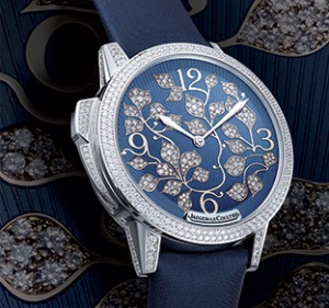 ivy timepiece jaeger lecoultre Letter from the Editor: The Luxury of Time - EAT LOVE SAVOR International luxury lifestyle magazine and bookazines