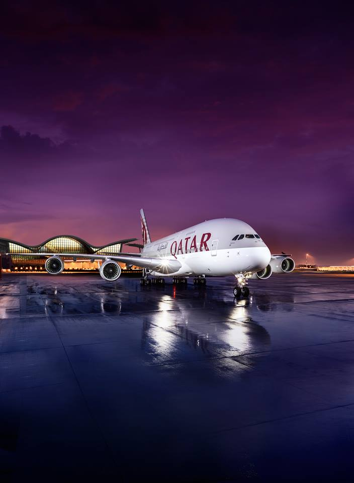 qatar airways2 Qatar Airways + Kempinski Djibouti + EAT LOVE SAVOR on an Inaugural Flight - EAT LOVE SAVOR International luxury lifestyle magazine and bookazines
