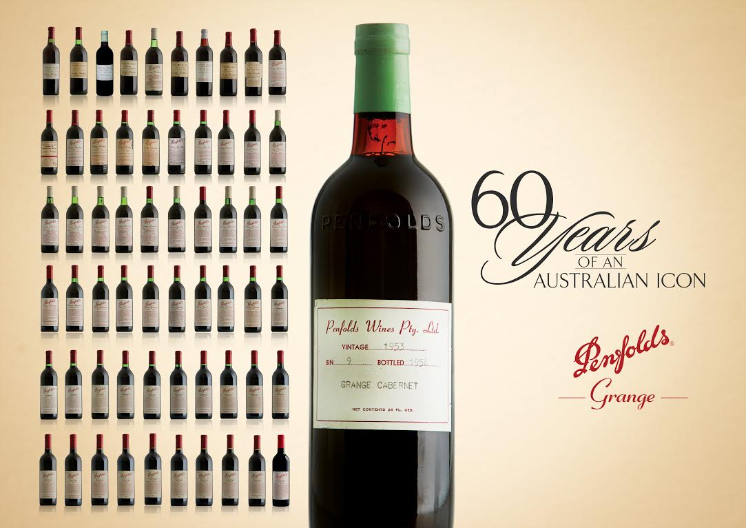 World S Most Complete And Unique Collection Of Grange Wine Spanning