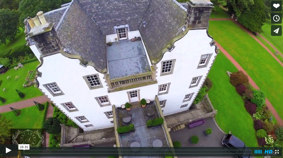 Explore Luxury in Scotland: Castles, Whisky and History in a Bentley (video)