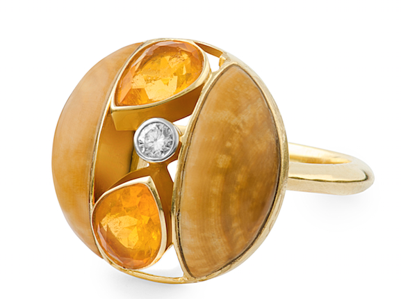 anakaterina gold ring