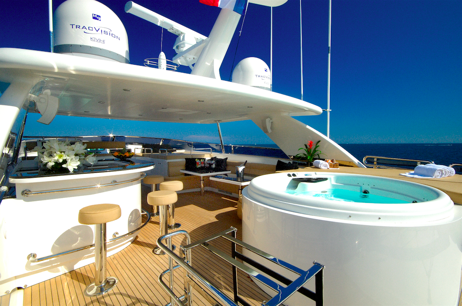 ANNABEL II Superyacht - Photo courtesy of Annabel II _ CharterWorld
