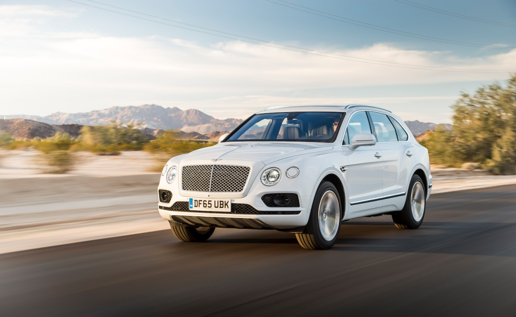 Bentley Bentayga exterior - luxury lifestyle magazine - eat love savor
