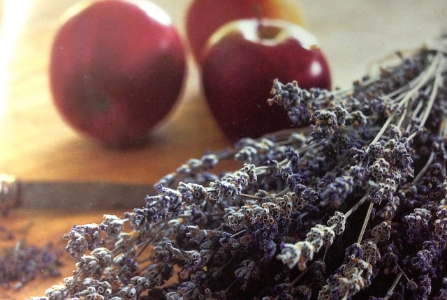apples and lavender 2