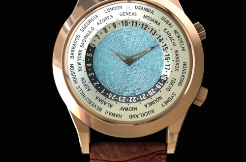 ANDERSEN GENEVE Tempus Terrae A New World Time Watch by ANDERSEN GENEVE – The Tempus Terrae - EAT LOVE SAVOR International luxury lifestyle magazine and bookazines