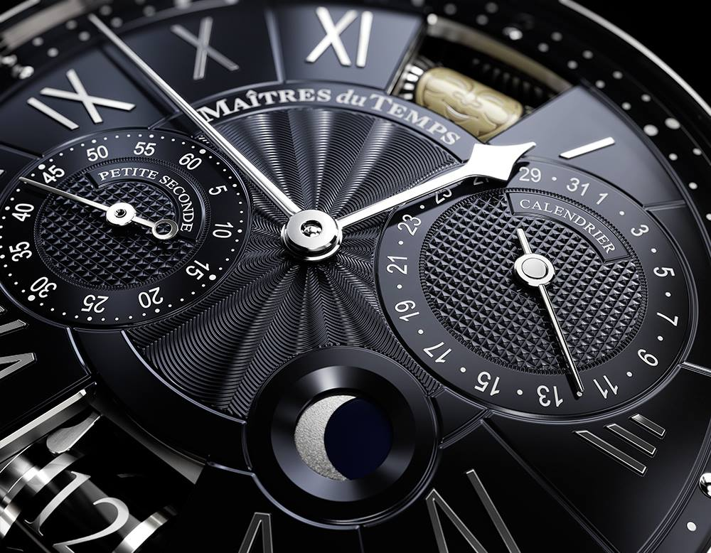 MAITRES DU TEMPS closeup Maîtres du Temps, a Concept in Timepieces EAT LOVE SAVOR International luxury lifestyle magazine and bookazines