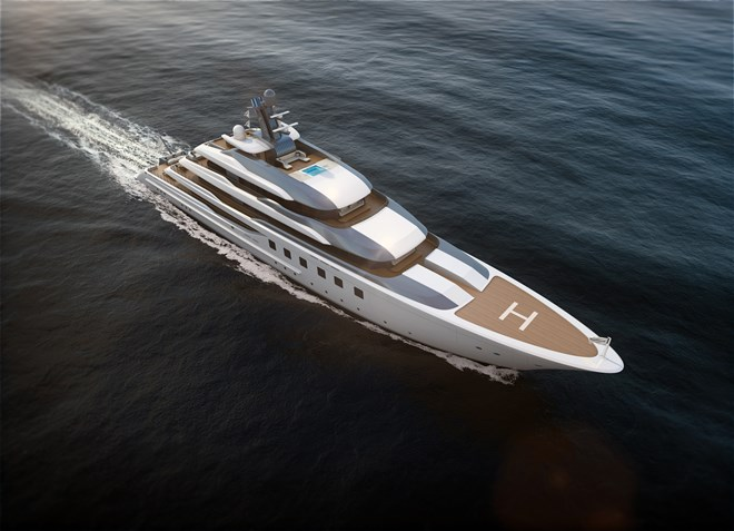 blohmandvossyacht A Distillation of Blohm + Voss Yachts - EAT LOVE SAVOR International luxury lifestyle magazine and bookazines