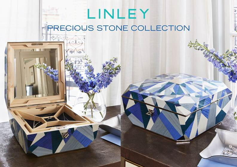 linley precious stone collection