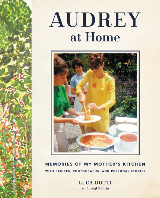 "BOOKS: Visit Audrey Hepburn in ""Audrey at Home"""